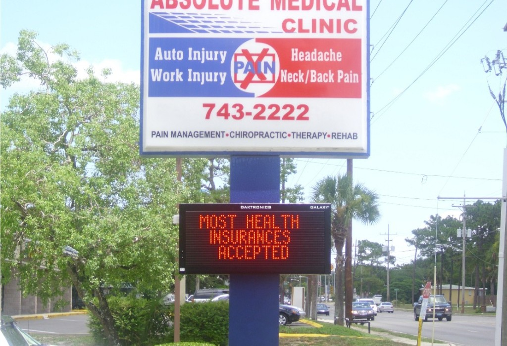 Absolute Medical Clinic LED