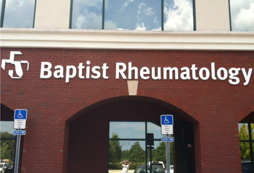 Baptist Medical Center Letters