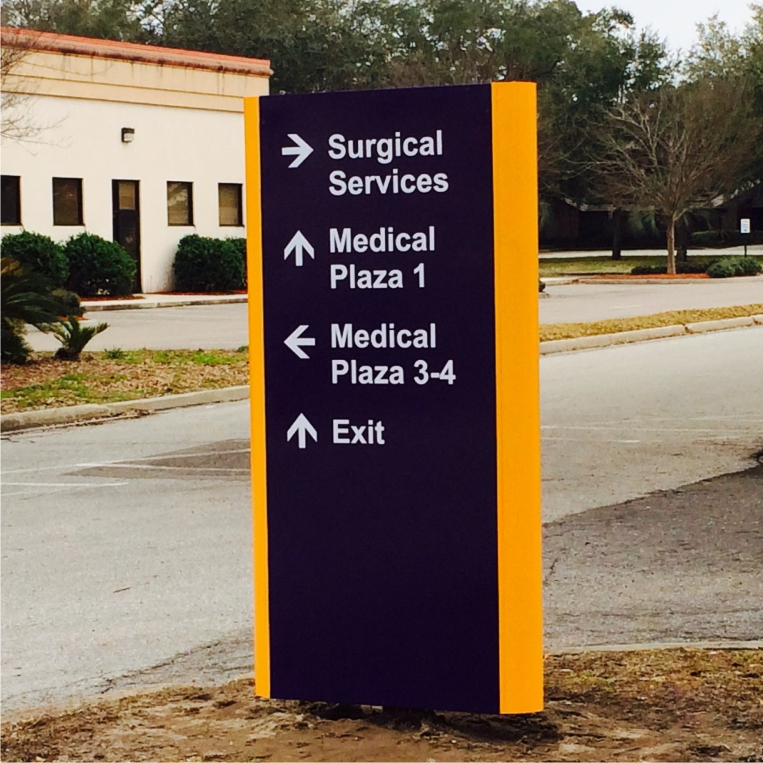 Wall Murals Sydney Directional Signs I Wayfinding I Healthcare Signsbnsigns Com