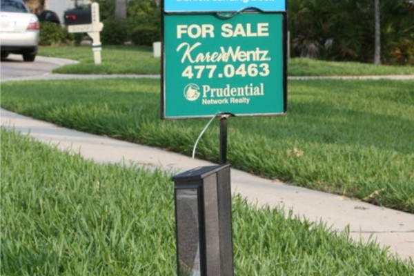 Metal Frame Community For Sale Sign - Orange Park and Jacksonville