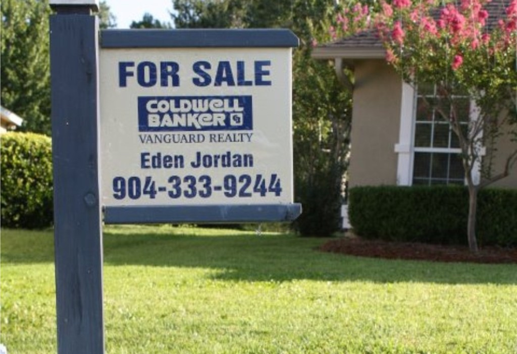 Wooden Community For Sale Signs - Orange Park Florida
