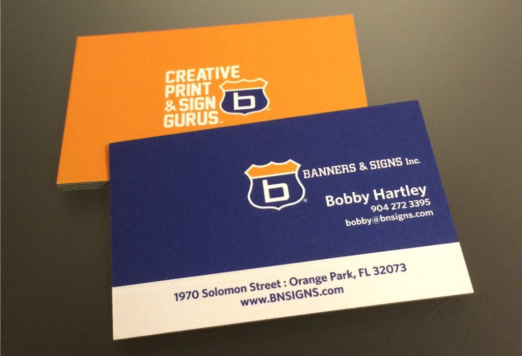 Marketing Collateral Printing - Orange Park Florida