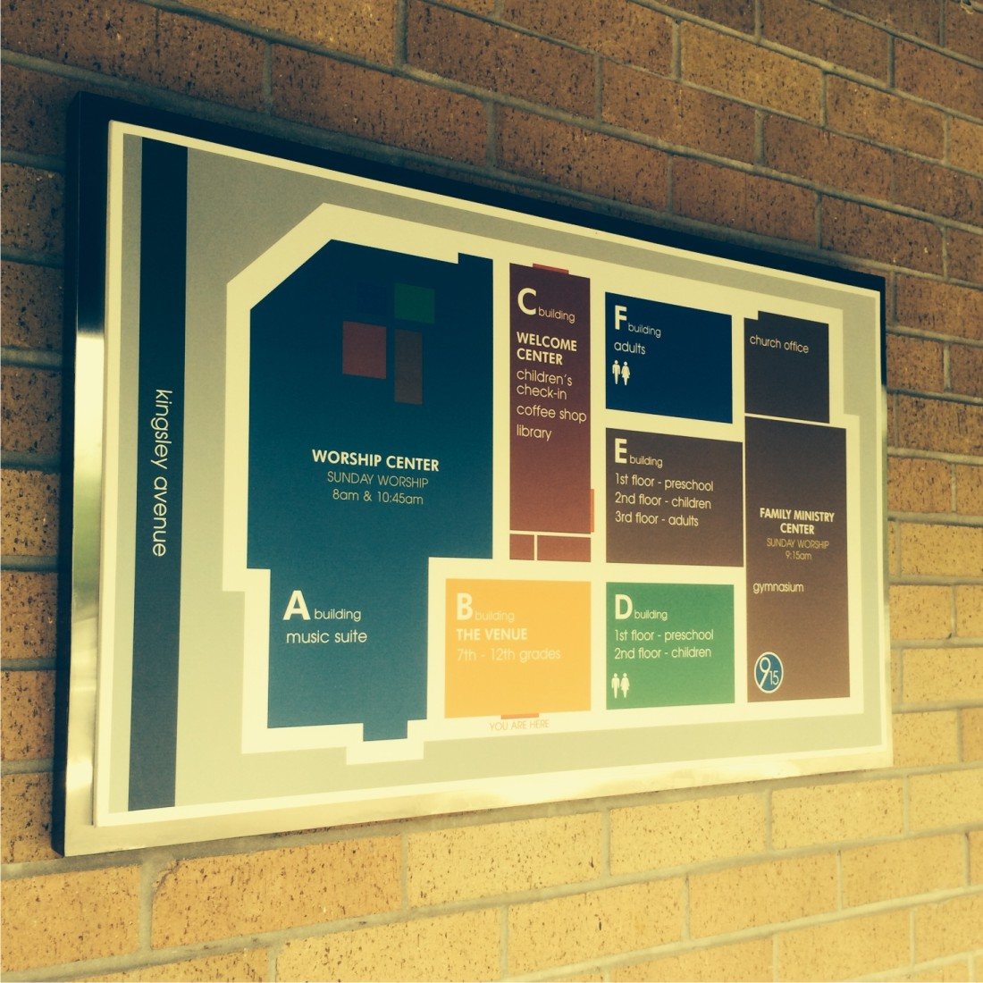 Directory Signs Directional Signs Orange Park Floridabnsignscom