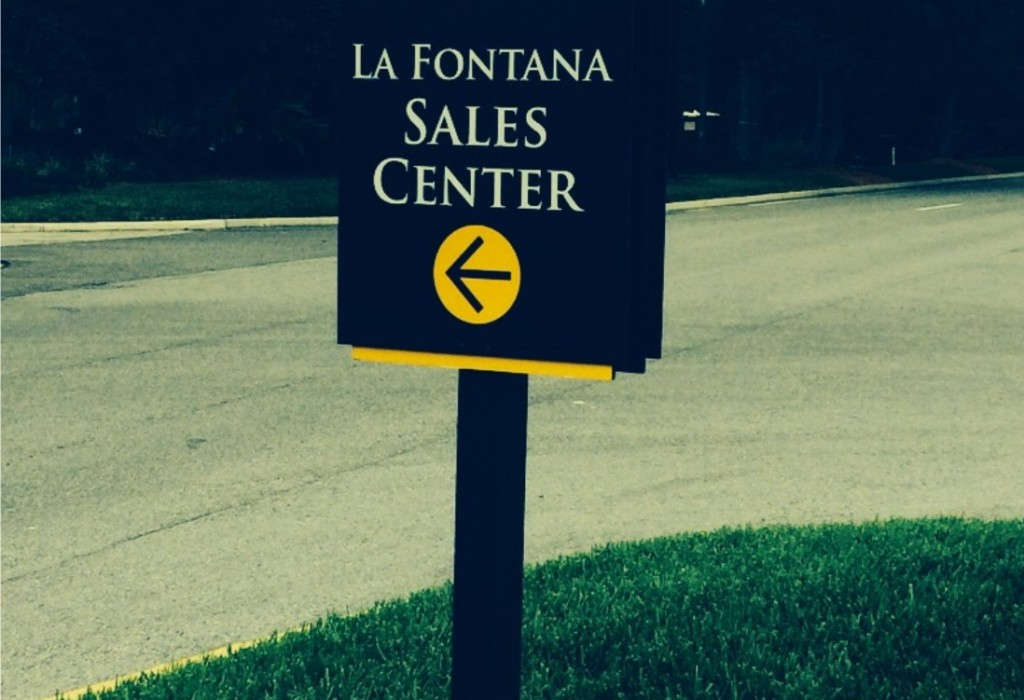 Real Estate Signs - Directional Signs