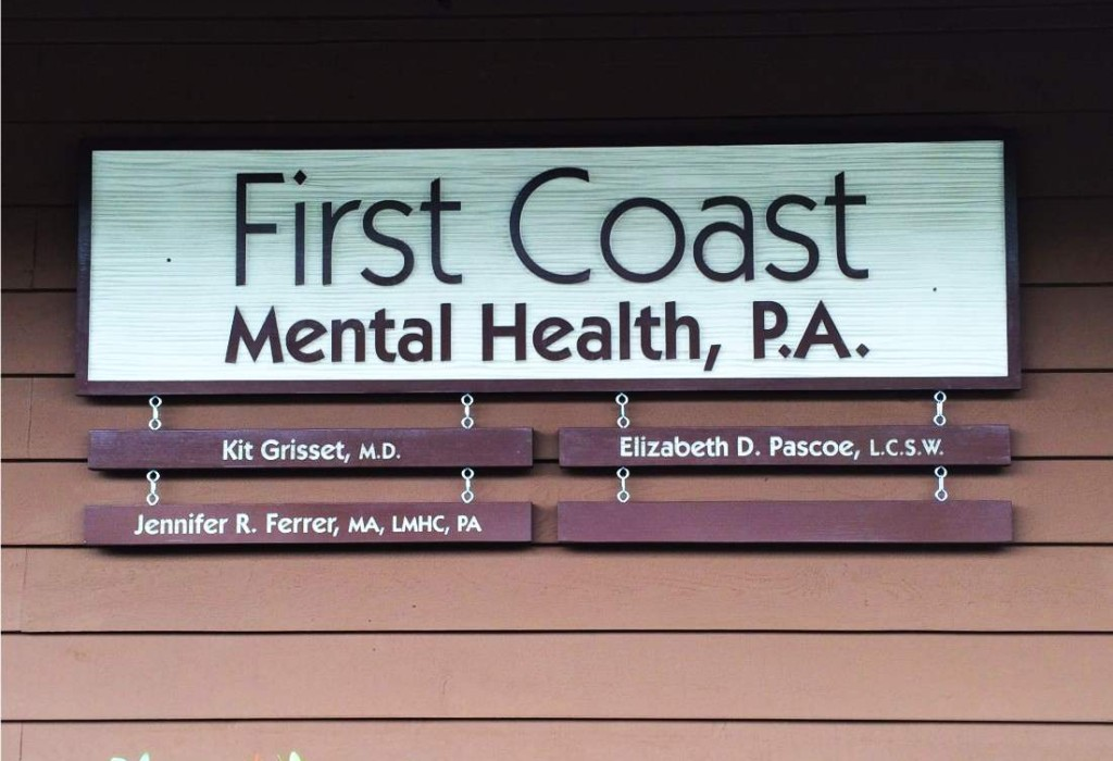 Sandblasted Signs I Healthcare Signs